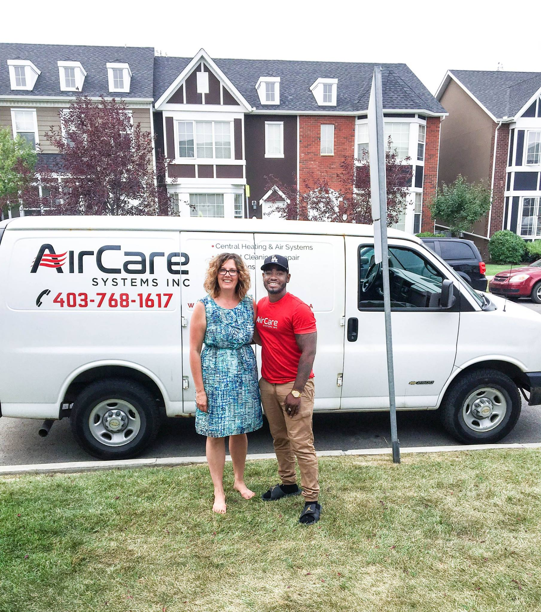 HVAC Customers calgary